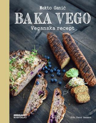 Book Cover: Baka vego – Veganska recept