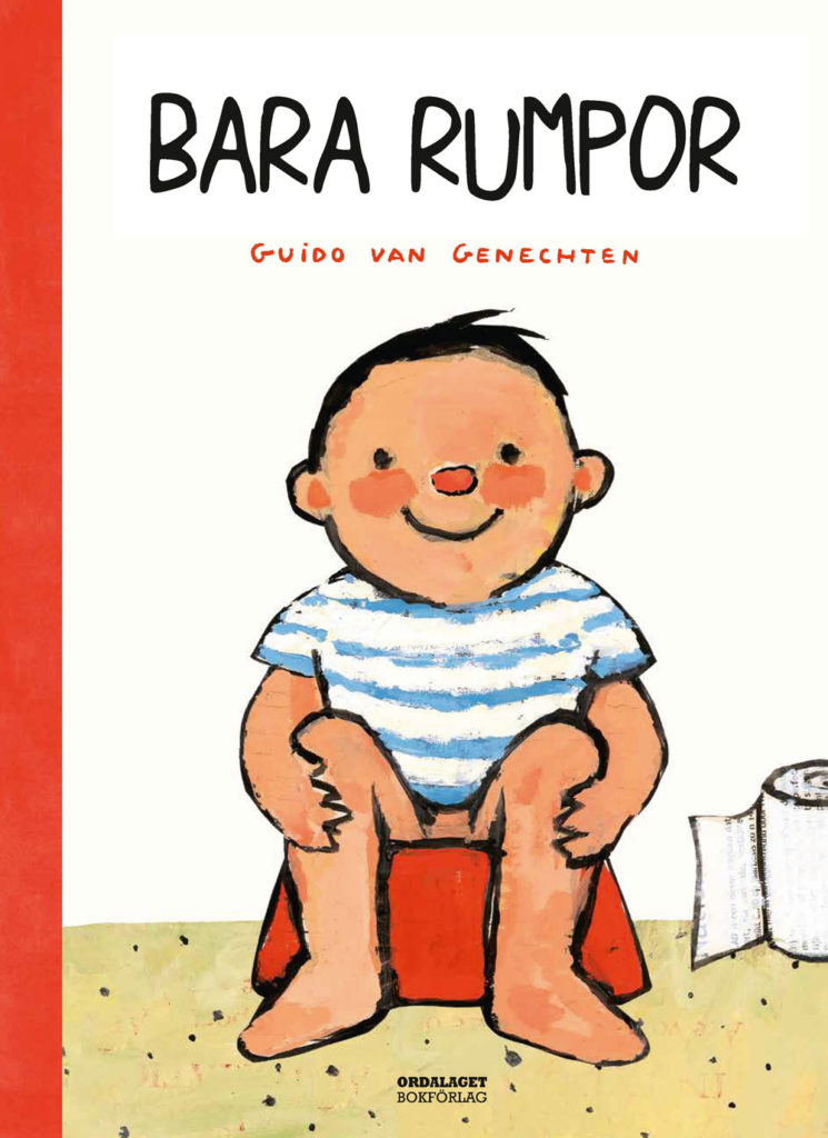 Book Cover: Bara rumpor