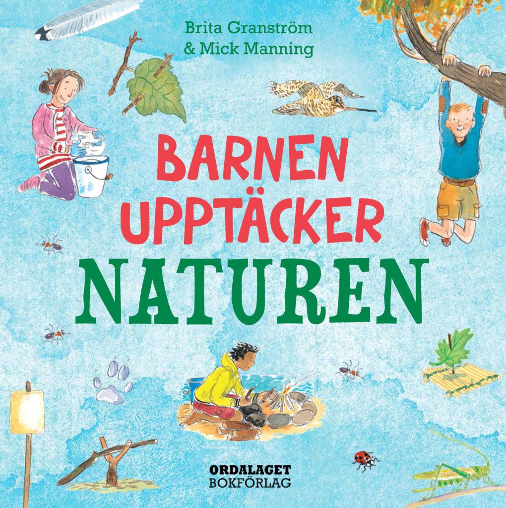 Book Cover: Barnen upptäcker naturen
