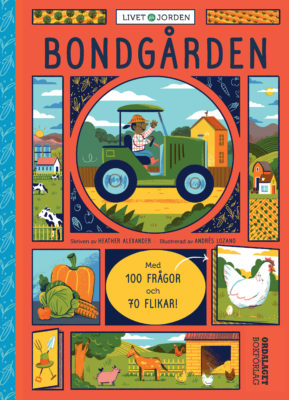 Book Cover: Bondgården