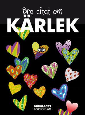 Book Cover: Bra citat om kärlek