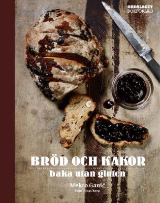 Book Cover: Bröd och kakor – Baka utan gluten