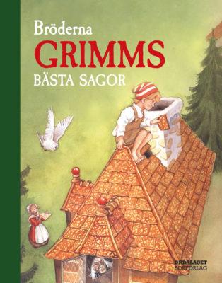 Book Cover: Bröderna Grimms bästa sagor