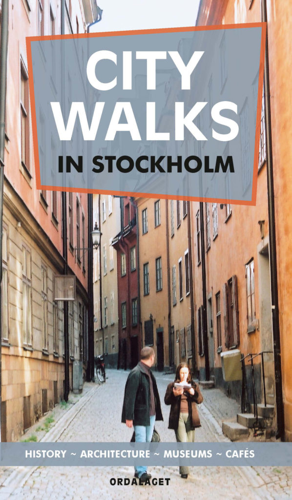 Book Cover: City walks in Stockholm