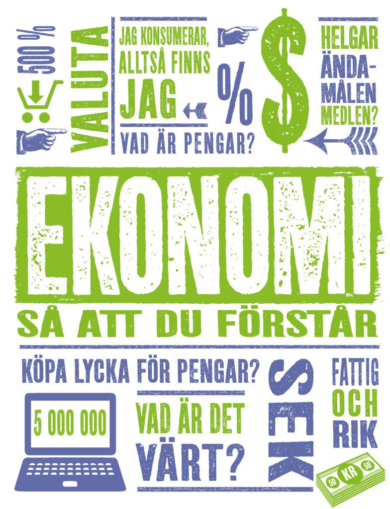 Book Cover: Ekonomi – så att du förstår
