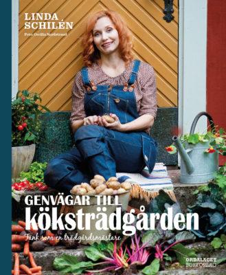 Book Cover: Genvägar till köksträdgården