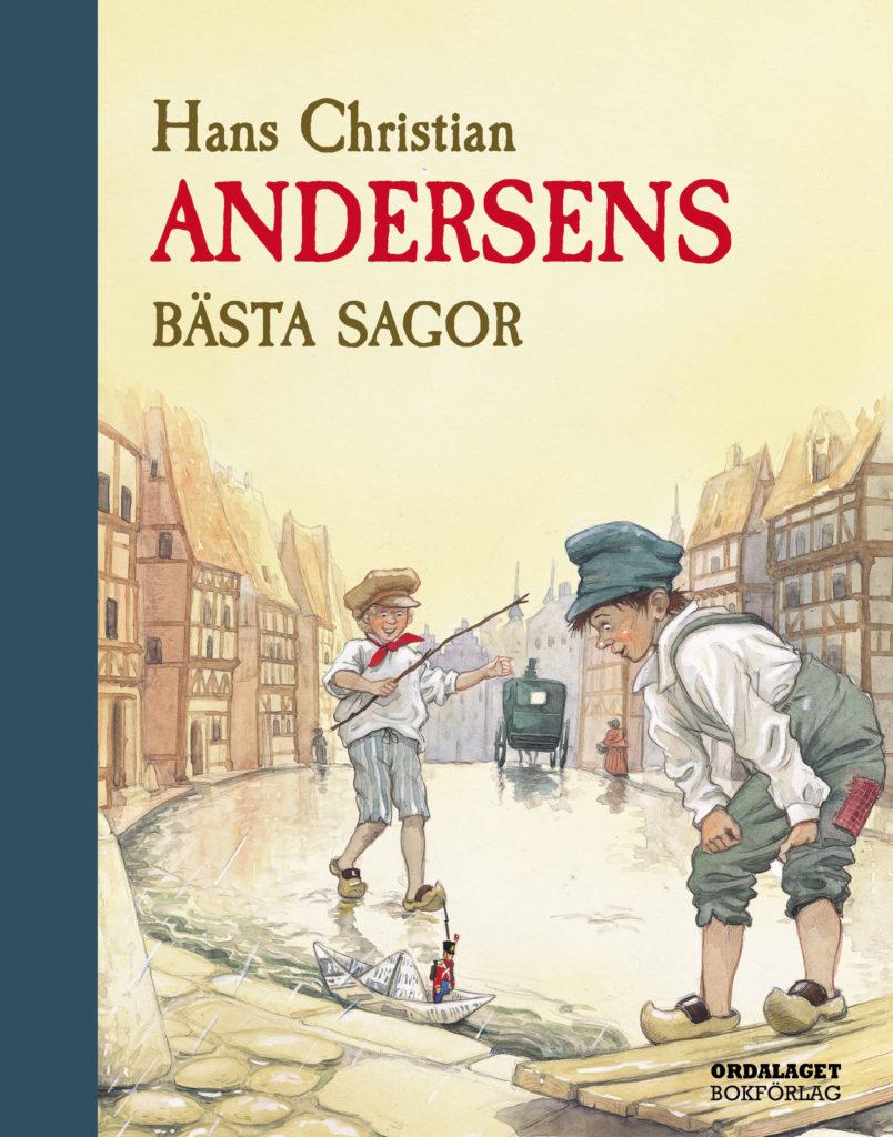 Book Cover: Hans Christian Andersens bästa sagor