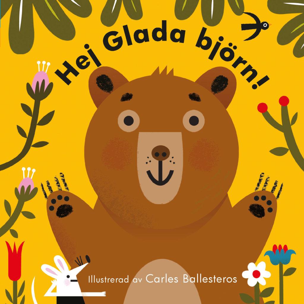 Book Cover: Hej Glada björn!