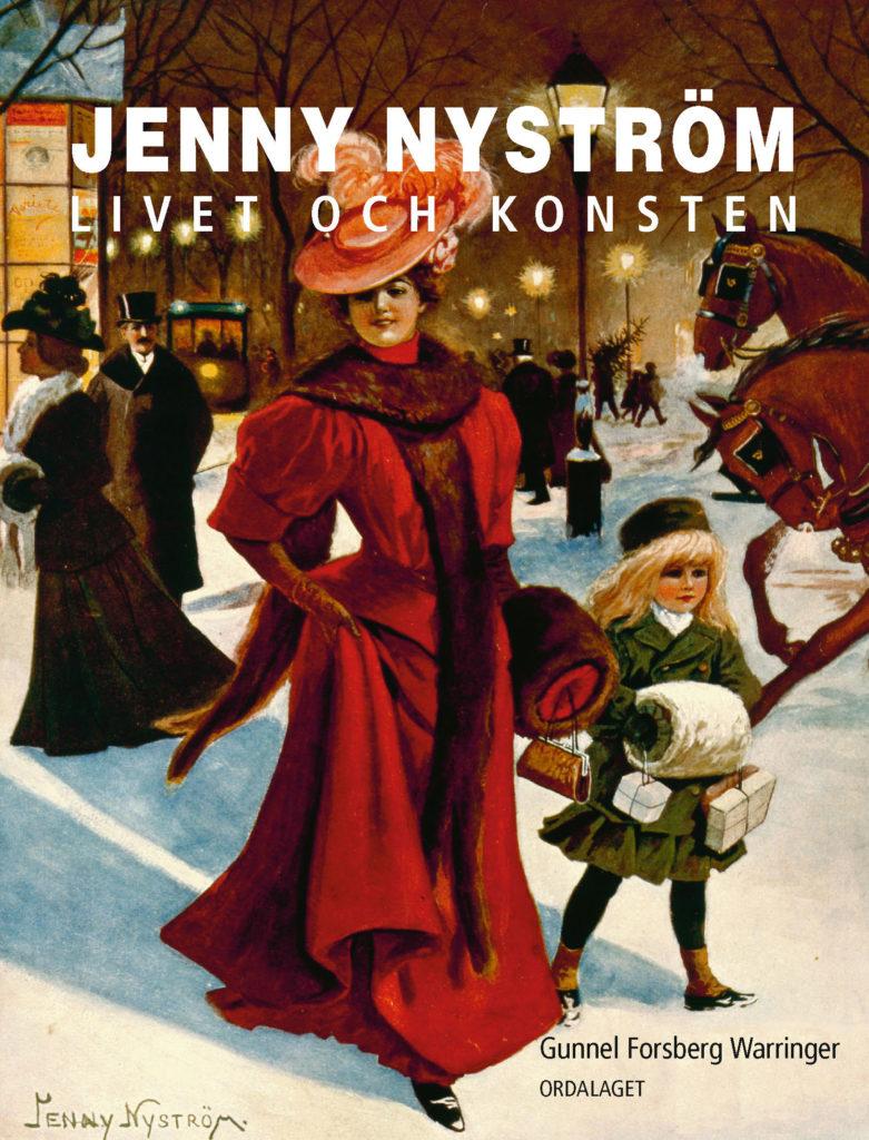Book Cover: Jenny Nyström – livet och konsten