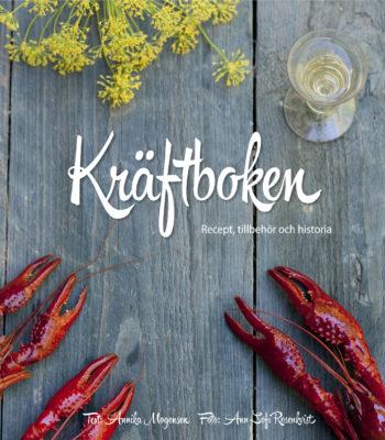 Book Cover: Kräftboken – recept, tillbehör och historia