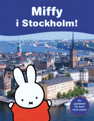 Book Cover: Miffy i Stockholm