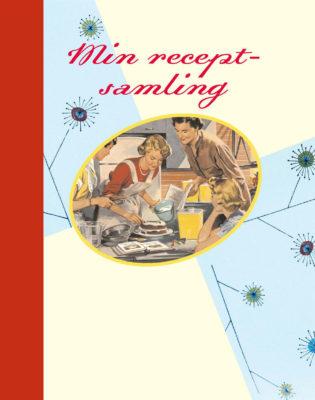 Book Cover: Min receptsamling