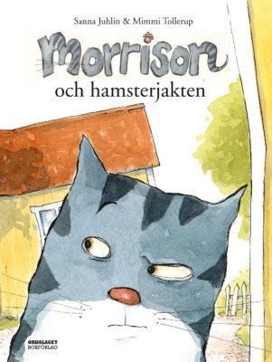 Book Cover: Morrison och hamsterjakten