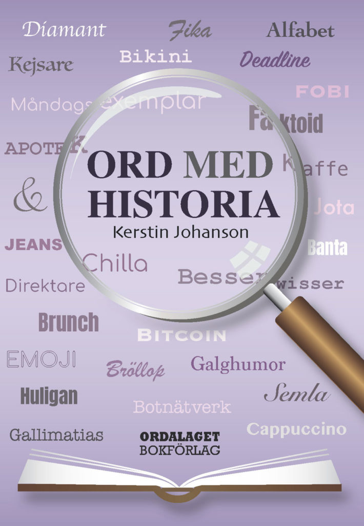 Book Cover: Ord med historia