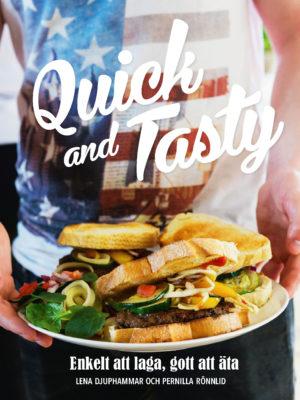 Book Cover: Quick and tasty – enkelt att laga, gott att äta