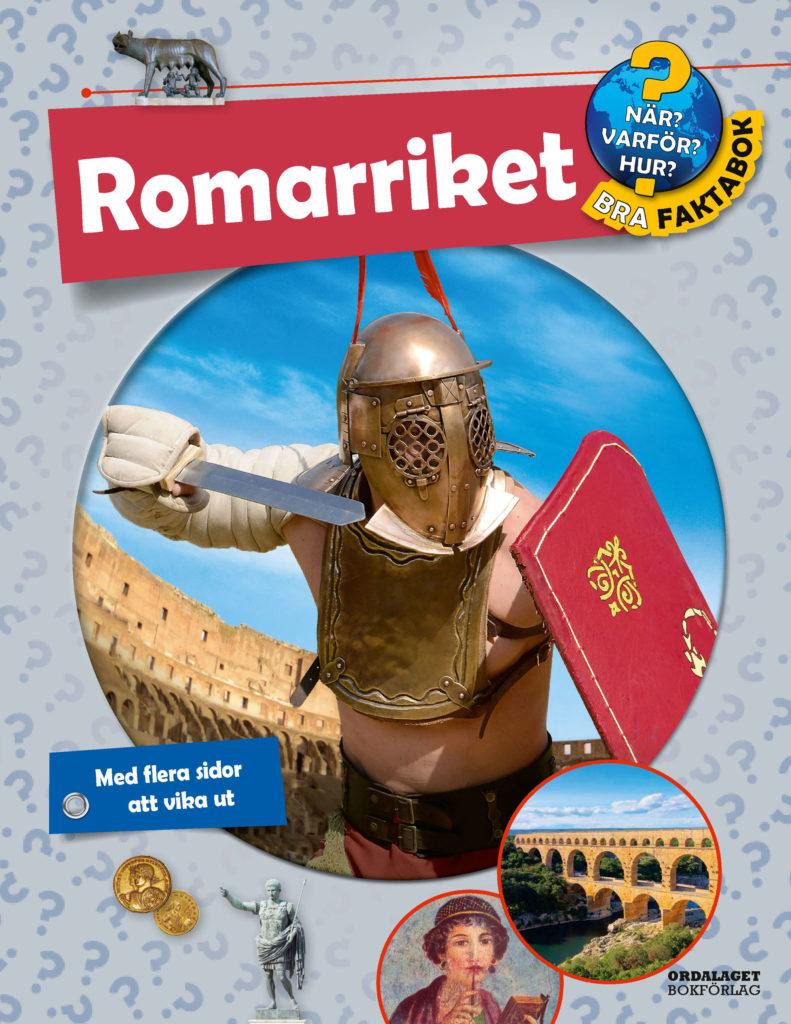 Book Cover: Romarriket