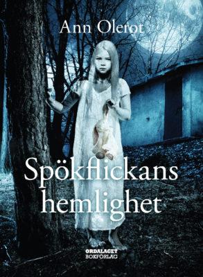 Book Cover: Spökflickans hemlighet