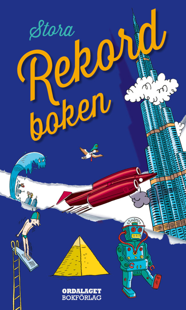 Book Cover: Stora rekordboken