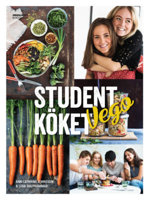 Book Cover: Studentköket – vego