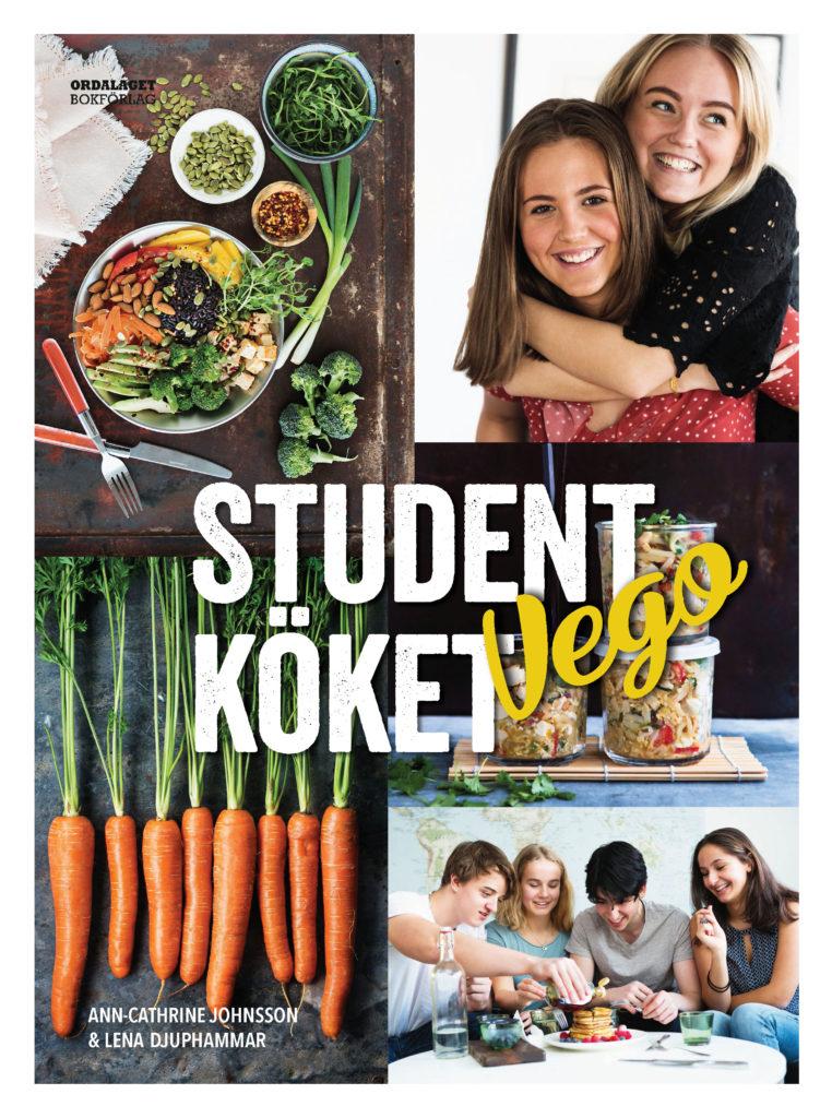 Book Cover: Studentköket – vego