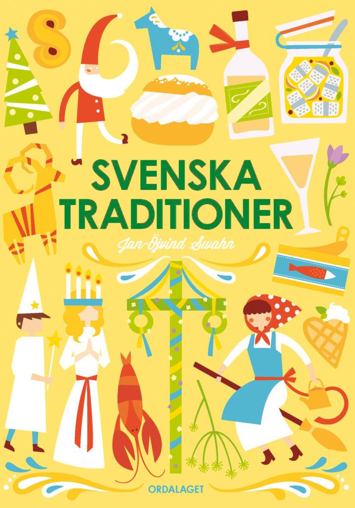 Book Cover: Svenska traditioner