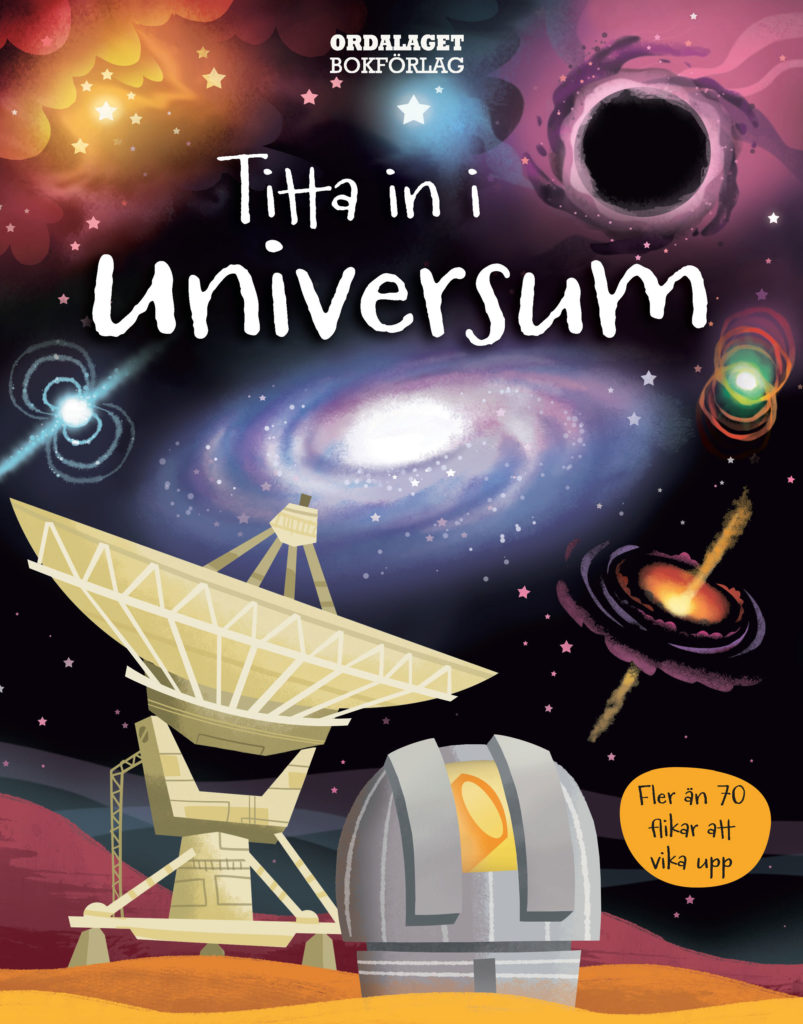 Book Cover: Titta in i universum