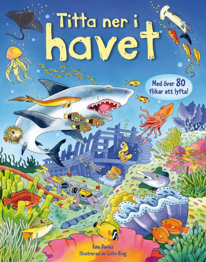 Book Cover: Titta ner i havet