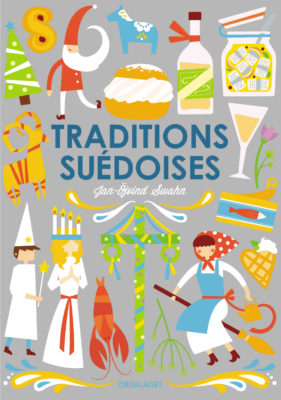 Book Cover: Traditions suédoises