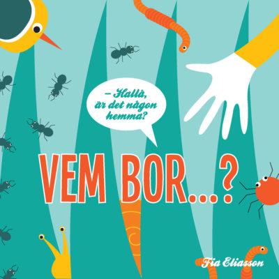 Book Cover: Vem bor ...?