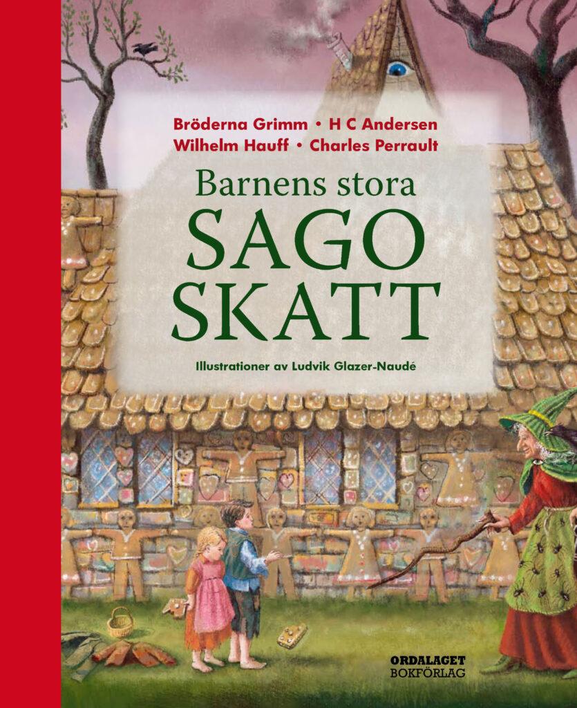 Book Cover: Barnens stora sagoskatt