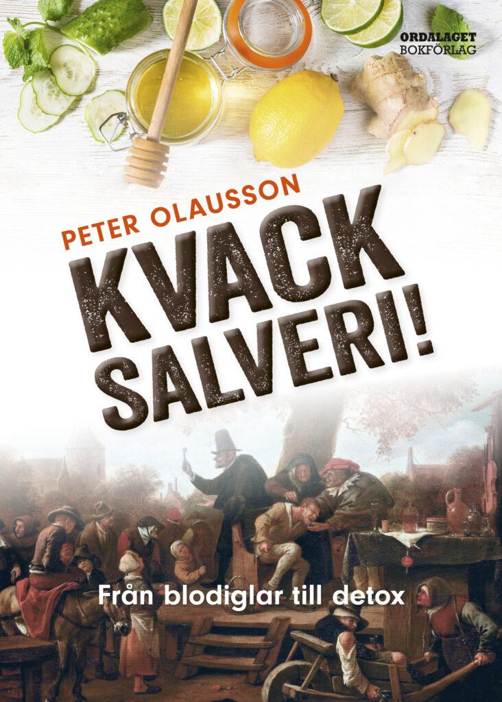 Book Cover: Kvacksalveri: Från blodiglar till detox