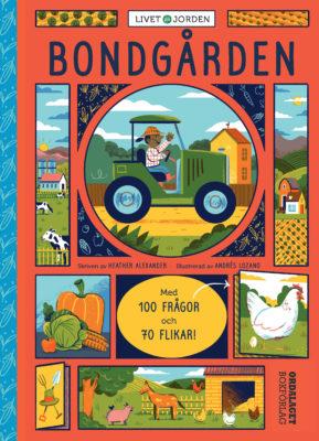 Book Cover: Bondgården