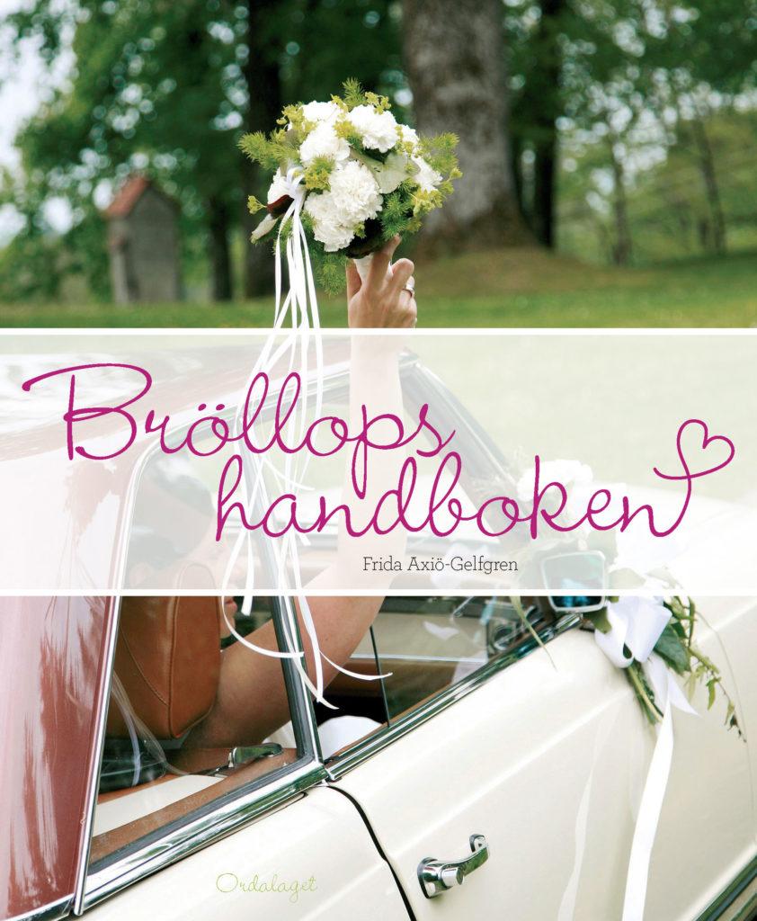 Book Cover: Bröllopshandboken