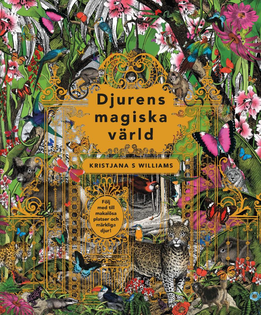 Book Cover: Djurens magiska värld