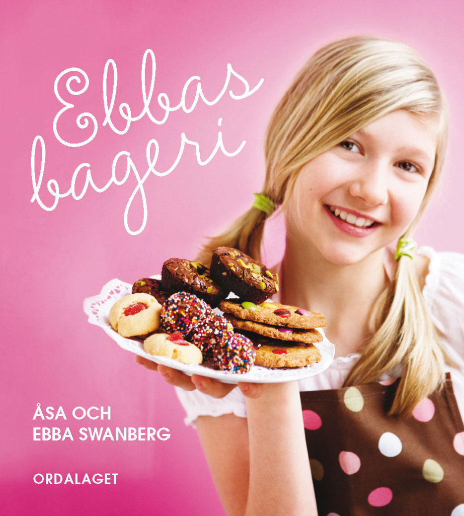 Book Cover: Ebbas bageri