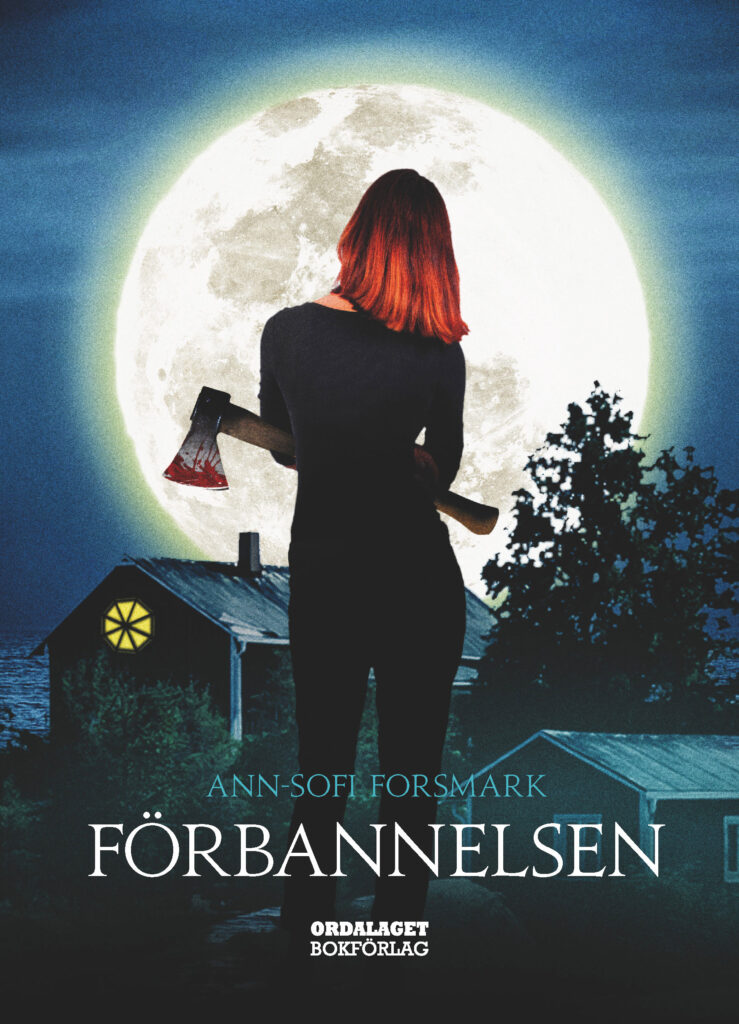 Book Cover: Förbannelsen