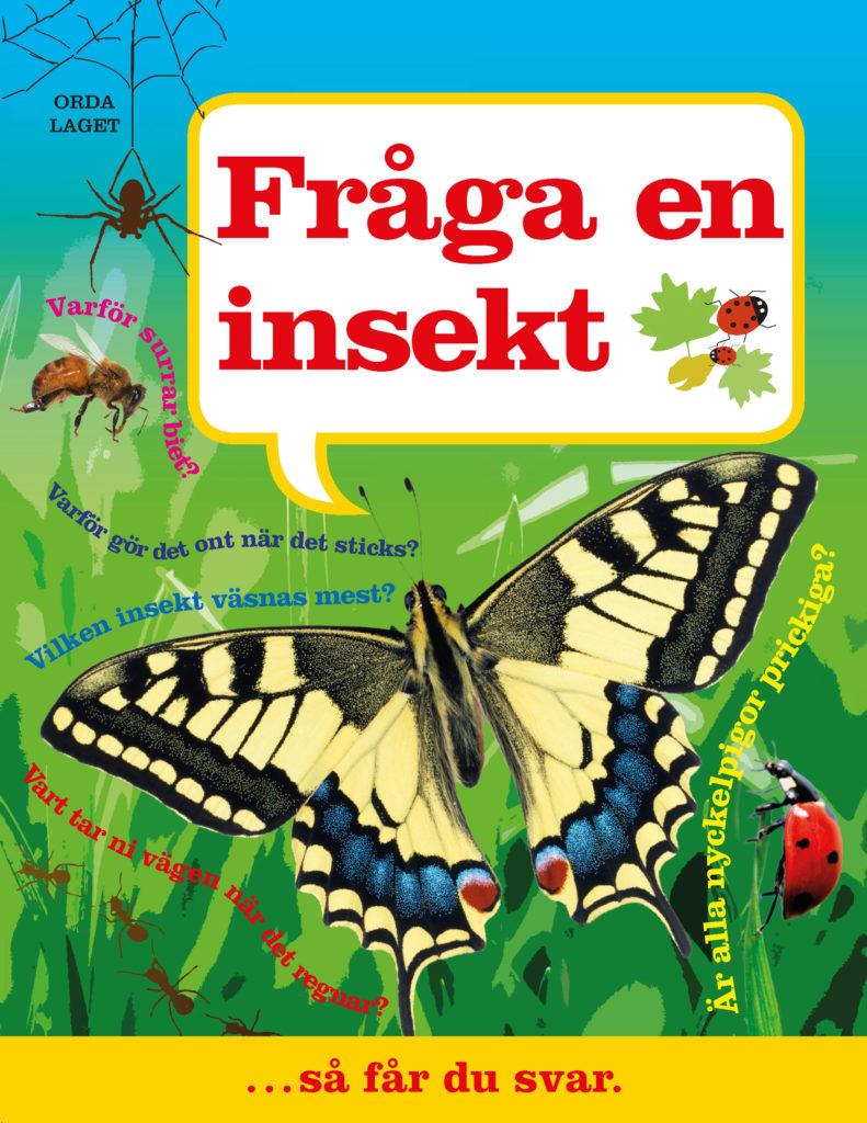 Book Cover: Fråga en insekt