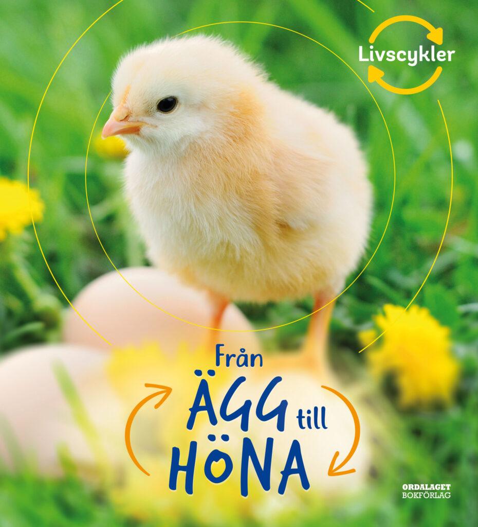 Book Cover: Från ägg till höna