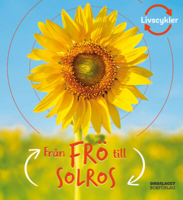 Book Cover: Från frö till solros