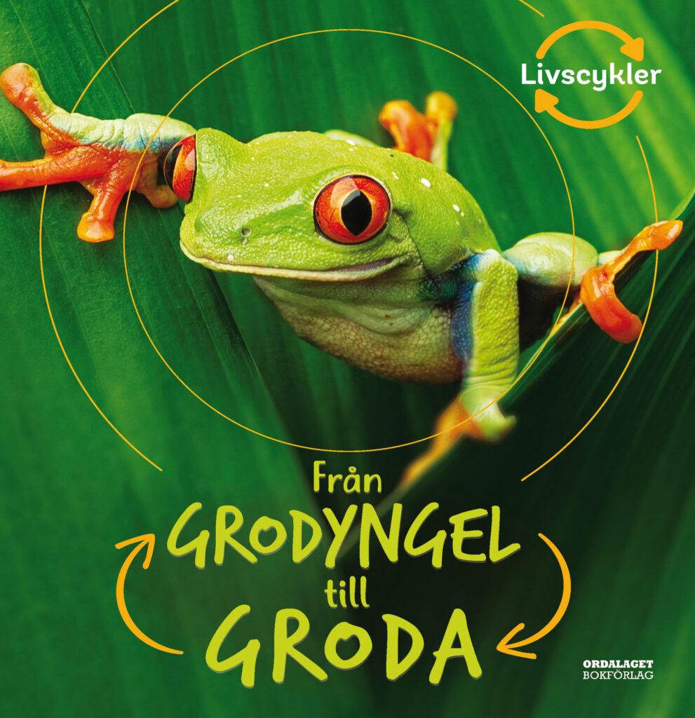 Book Cover: Från grodyngel till groda