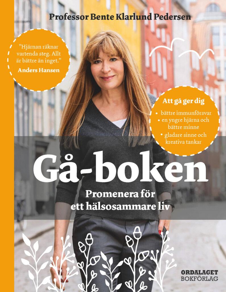 Book Cover: Gå-boken: Promenera för ett hälsosammare liv