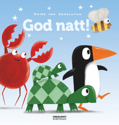 Book Cover: God natt!