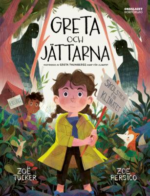Book Cover: Greta och jättarna