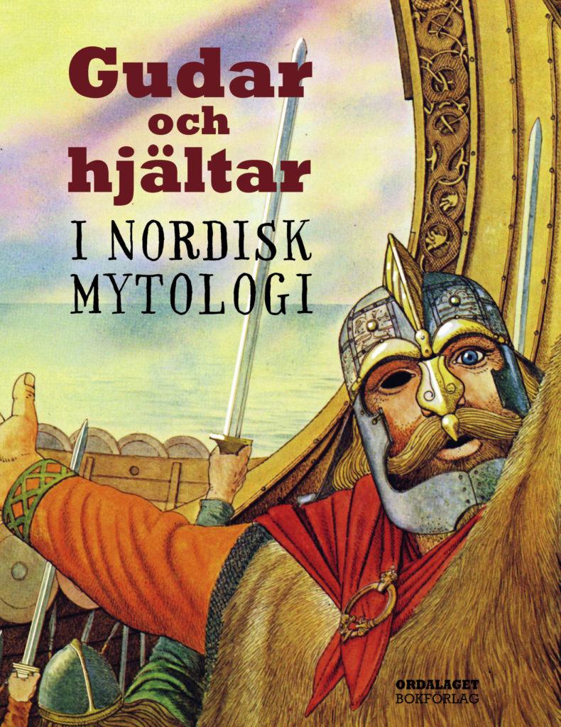Book Cover: Gudar och hjältar i nordisk mytologi