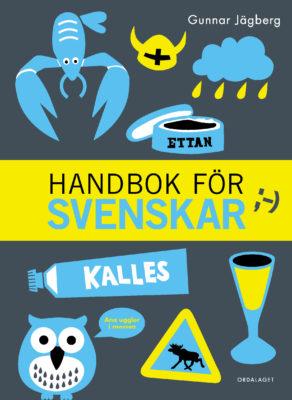 Book Cover: Handbok för svenskar