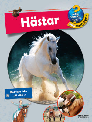 Book Cover: Hästar