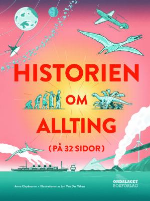 Book Cover: Historien om allting