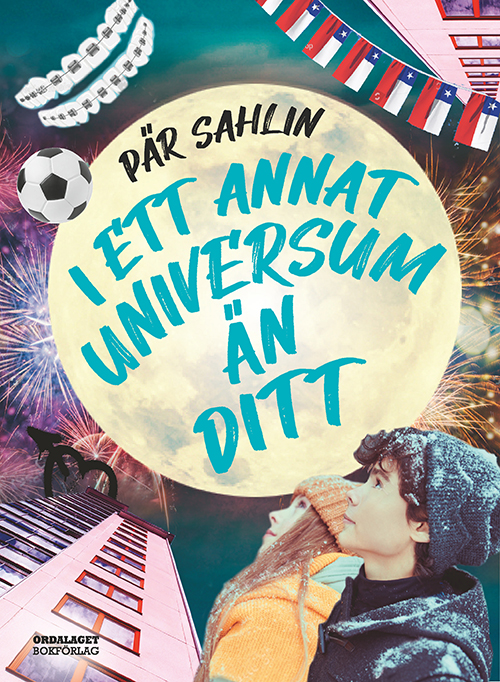Book Cover: I ett annat universum än ditt