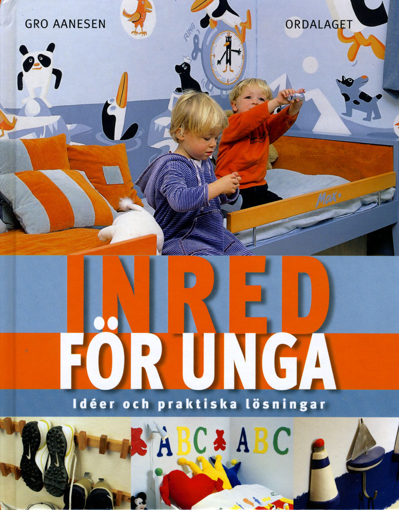 Book Cover: Inred för unga – idéer och praktiska lösningar