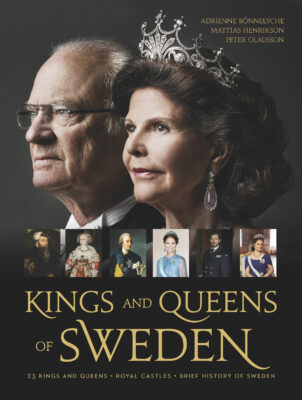 Book Cover: Kings and queens of Sweden
